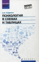 Психология в схемах и таблицах. Учебное пособие